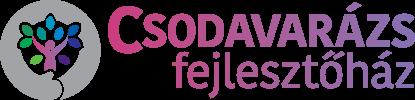 Csodavarázs Fejlesztőház Logo